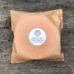 Umweltfreundlich verpackt. Schafmilchseife handgemacht Seifenmanufaktur München