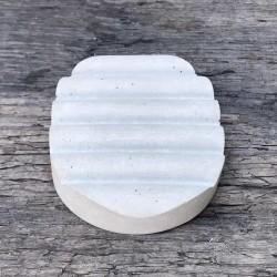 Seifenschalte Seifenablage aus Beton Waschkultur Seifenmanufaktur München