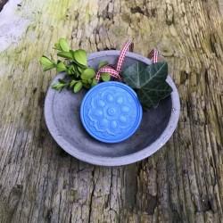Schafmilchseife Mandala handgemacht Waschkultur Seifenmanufaktur München