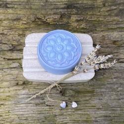 Lavendel Mandala Haut- und Haarseife Seifenmanufaktur Waschkultur München