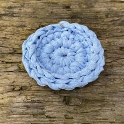 Handgemachte Seifenablage damit die Seife gut abtrocken kann Seifenliebling Waschkultur Seifenmanufaktur Einblau