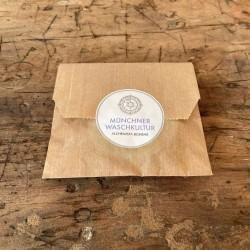 Nachfüllpackung Reiseseifchen Münchner Waschkultur Seifenmanufaktur Naturseifen