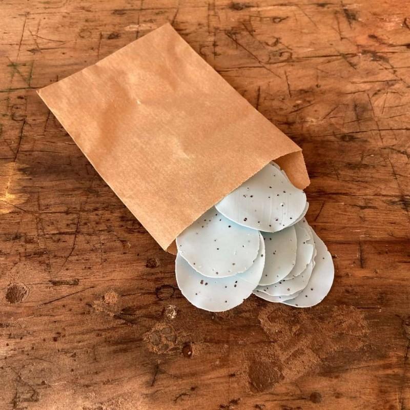 Nachfüllpackung Reiseseifchen Monaco Mangobutterseife Waschkultur Seifenmanufaktur