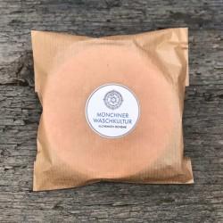 Umweltfreundlich verpackt. Handegmachte Seifenstücke aus München