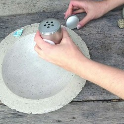 Seifenstreuer Münchner Waschkultur, die Alternative zur Flüssigseife