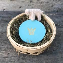 Pflegende Schafmilchseife handgemacht Waschkultur München ohne Mikroplastik