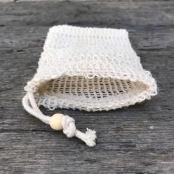 Sisal Seifensäckchen natur Waschkultur Seifenmanufaktur