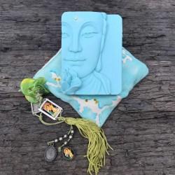 Buddha Schafmilchseife Waschkultur Seifenmanufaktur handgemachte Seifen
